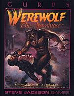 Werewolf: The Apocalypse cover