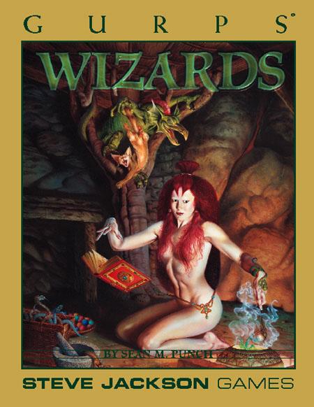 GURPS Wizards