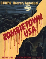Horror: Zombietown U.S.A. cover