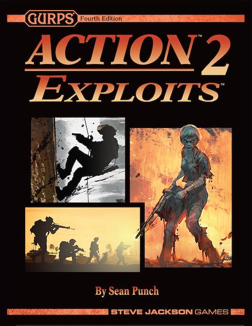 GURPS Action 2: Exploits
