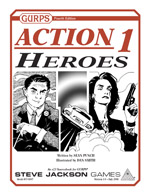 GURPS Action 2: Exploits – Cover