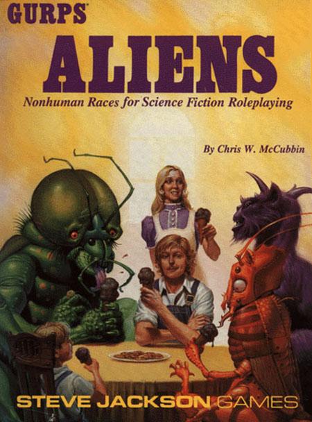 GURPS Aliens