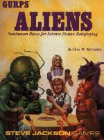 GURPS Aliens (Front)