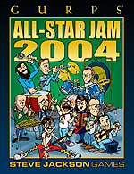 All-Star Jam 2004 cover