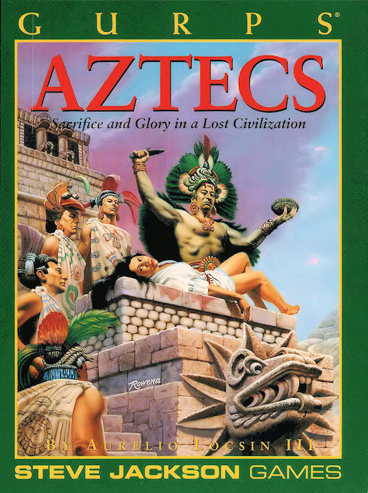 GURPS Aztecs