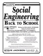 GURPS Social Engineering: Back to School