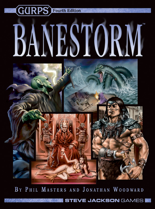 GURPS Banestorm