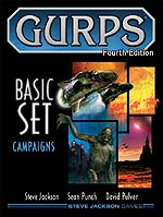 GURPS Basic Set Campaigns -  Steve Jackson Games