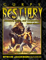 GURPS Bestiary, Third Edition