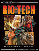 GURPS Bio-Tech – Cover