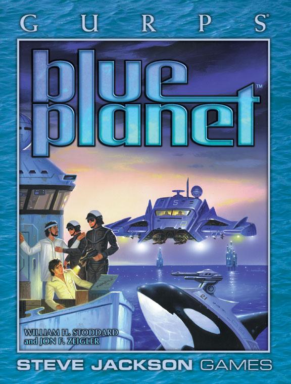 GURPS Blue Planet