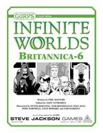 GURPS Infinite Worlds: Britannica-6