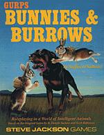 Bunnies & Burrows cover