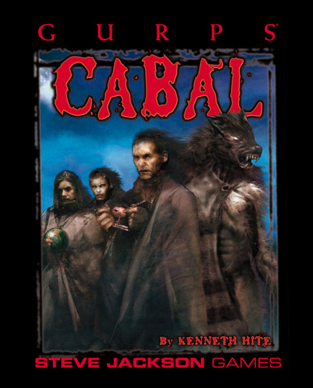 GURPS Cabal