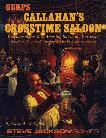 GURPS Callahan's Crosstime Saloon