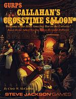 Callahan's Crosstime Saloon cover