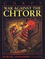 War Against the Chtorr cover