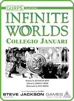 GURPS Infinite Worlds: Collegia Januari