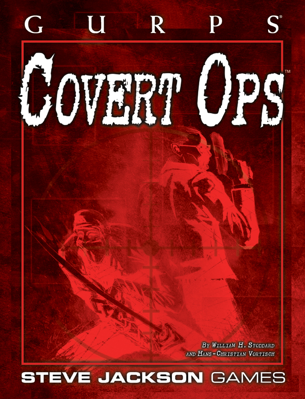 GURPS Covert Ops