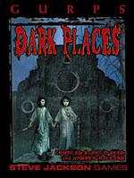 GURPS Dark Places (Front)