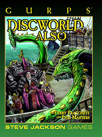 Designer's Notes: GURPS Discworld Also