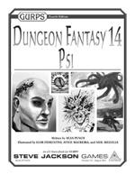 Dungeon Fantasy 14 Psi