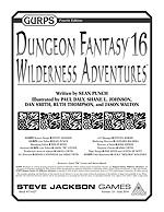 GURPS Dungeon Fantasy 16: Wilderness Adventures