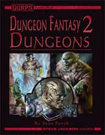 GURPS Dungeon Fantasy 2: Dungeons
