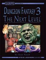 GURPS Dungeon Fantasy 3: The Next Level