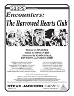 GURPS Encounters: The Harrowed Hearts Club