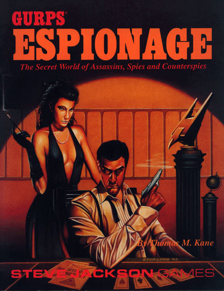 GURPS Espionage