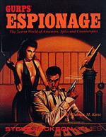Espionage cover