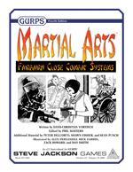 GURPS Martial Arts: Fairbairn Close Combat Systems