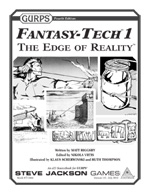 GURPS Fantasy-Tech 1