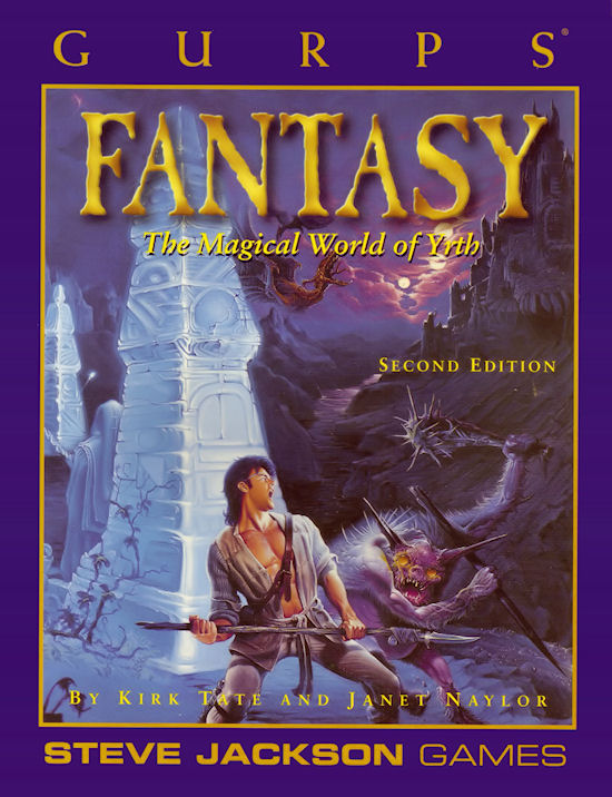 GURPS Fantasy, Second Edition
