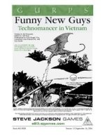 GURPS Technomancer: Funny New Guys