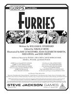 GURPS Furries
