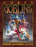 GURPS Goblins (Color Interior)