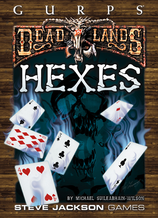 GURPS Deadlands: Hexes