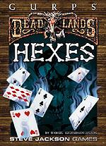 GURPS Deadlands: Hexes (Front)