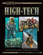 GURPS High-Tech cover