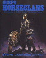 Horseclans cover