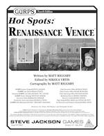 GURPS Hot Spots: Renaissance Venice