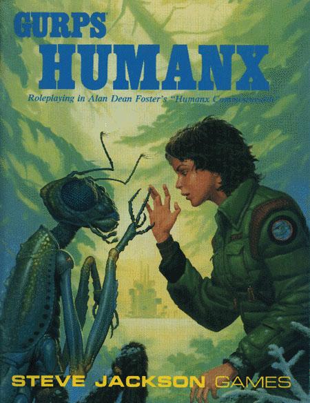GURPS Humanx