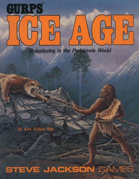 GURPS Ice Age