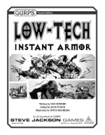 GURPS Low-Tech Instant Armor