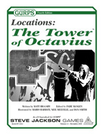 GURPS Locations: The Tower of Octavius