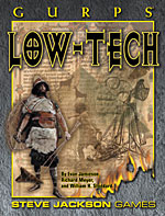 GURPS Low-Tech (Front)