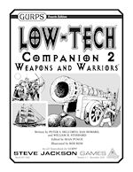 GURPS Low-Tech Companion 2