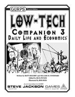 GURPS Low-Tech Companion 3